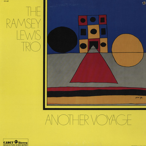 Ramsey Lewis Trio, The - Another Voyage