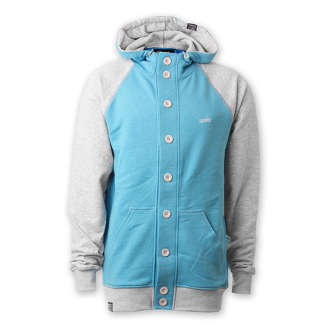 Wemoto - Bliss 3 Button Up Hooded Jacket