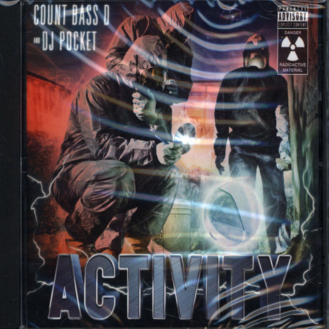 Count Bass D & DJ Pocket - Activity