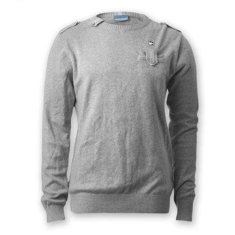 Supremebeing - Ombre Knit Sweater