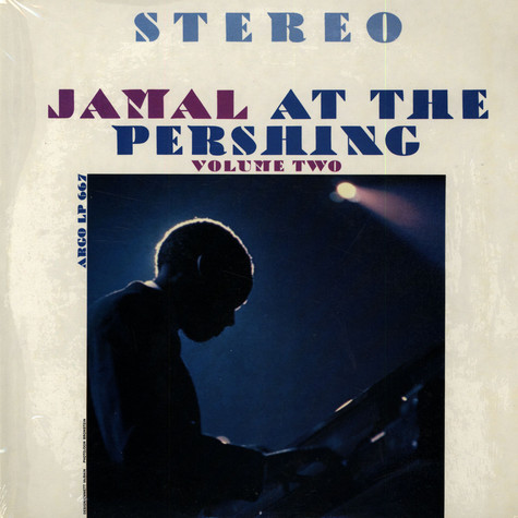 Ahmad Jamal Trio - Jamal At The Pershing Vol. 2