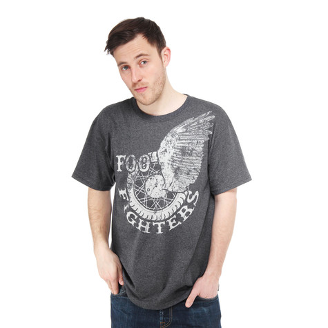 Foo Fighters - Winged Wheel T-Shirt