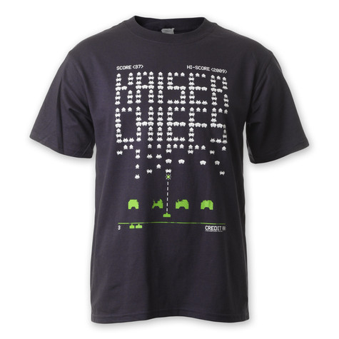 Kaiser Chiefs - Space Invasion T-Shirt