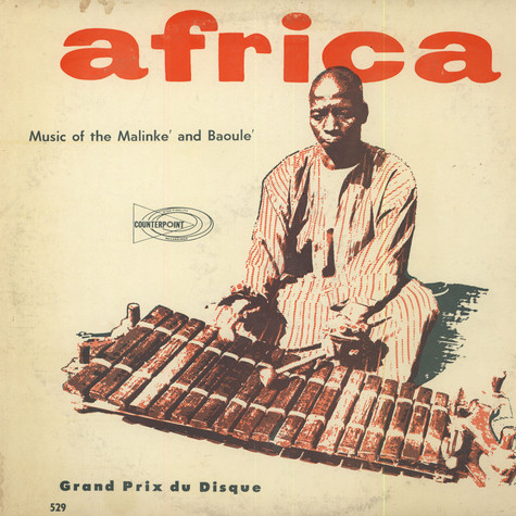 Africa - Music Of The Malinke and Baoule