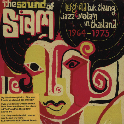 Sound Of Siam, The - Volume 1: Leftfield Luk Thung, Jazz & Molam in Thailand 1965-75