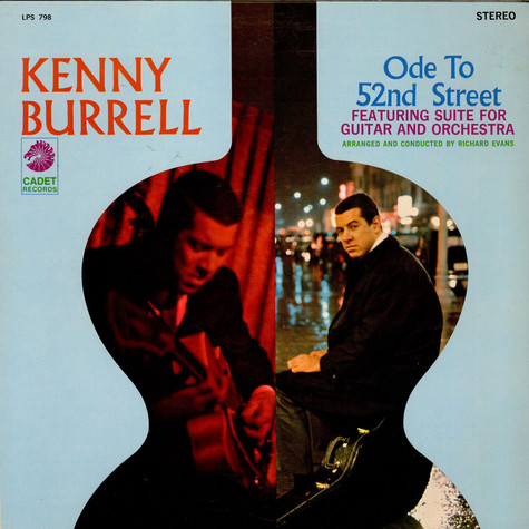 Kenny Burrell - Ode To 52nd Street