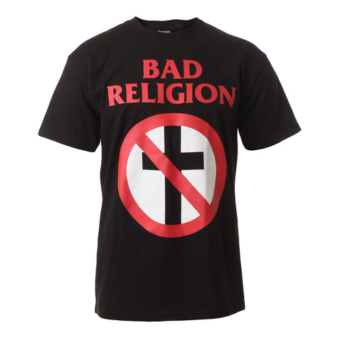 Bad Religion - Cross Buster T-Shirt