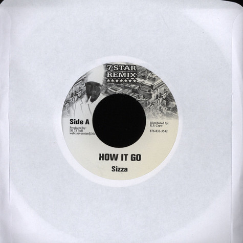 Sizza / Ziggy Marley - How It Go / Exodus