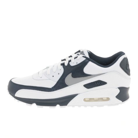 18256fc8c09c Nike - Air Max 90 Premium (White   Medium Grey Obsidian)