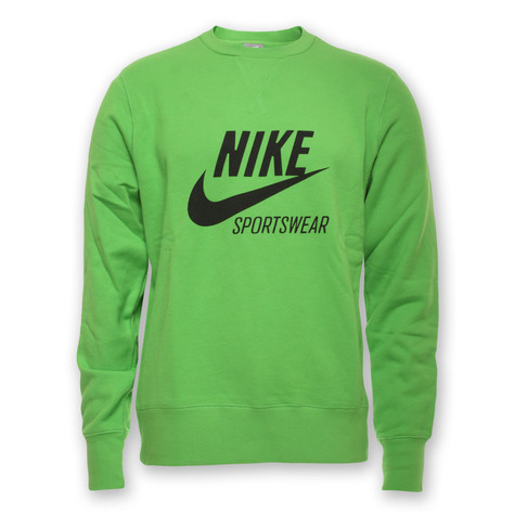 Nike - AW77 Player Graphic Crew Sweater