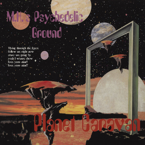 M.H.'s Psychedelic Ground - Planet Caravan - Music For The Solar System