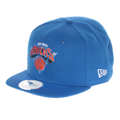 New Era - New York Knicks Sea Cont Logo NBA Cap