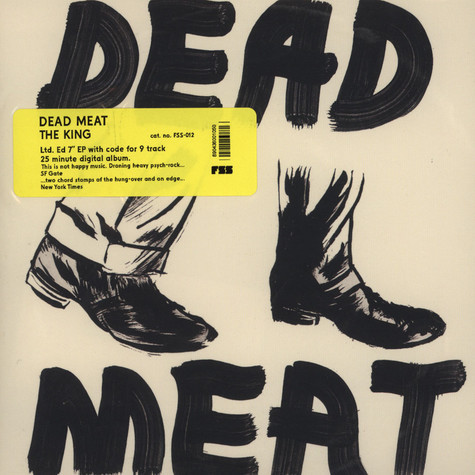Dead Meat - King + Early