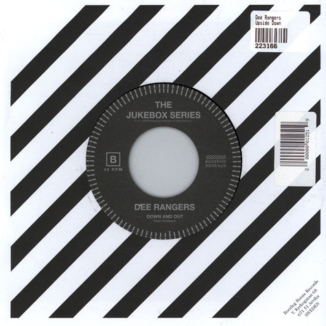 Dee Rangers - Upside Down