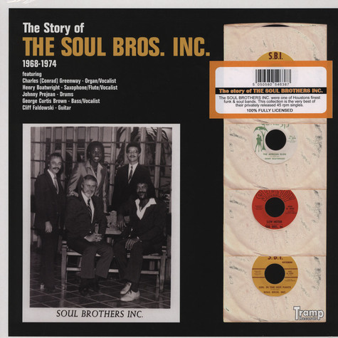 Soul Brothers Inc. - The Story Of …