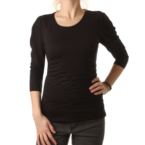 Cheap Monday - Shoulder Women Longsleeve Tee