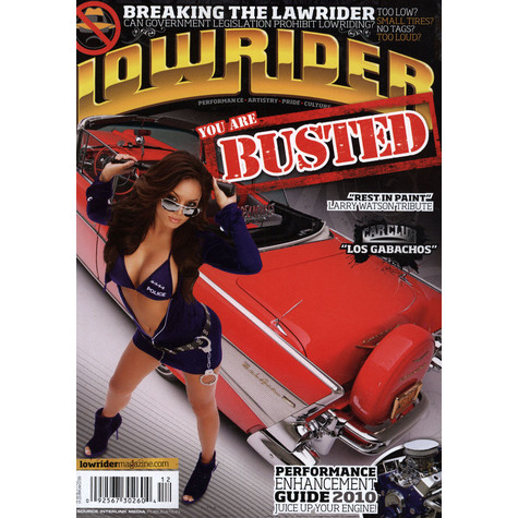 Lowrider Magazine - 2010 - 12 - December