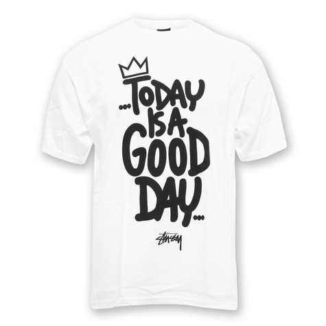 Stüssy - Good Day T-Shirt
