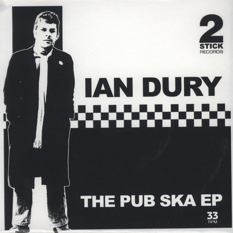 Ian Dury & The Blockheads - Pub Ska EP