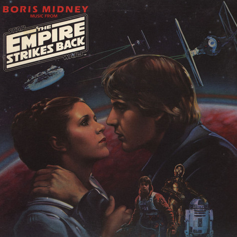 Boris Midney - OST Star Wars - The Empire Strikes Back