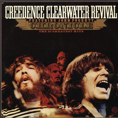Creedence Clearwater Revival - Chronic