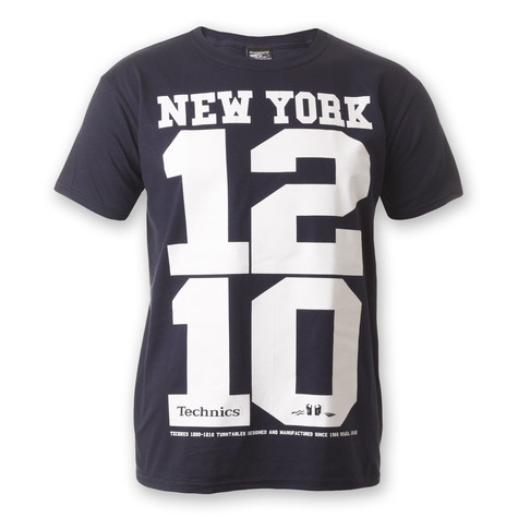 1210 Apparel - New York 1210 T-Shirt