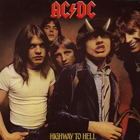AC/DC, - Highway To Hell