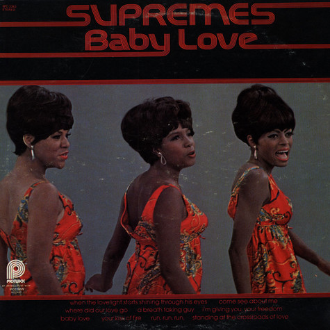 Supremes, The - Baby Love