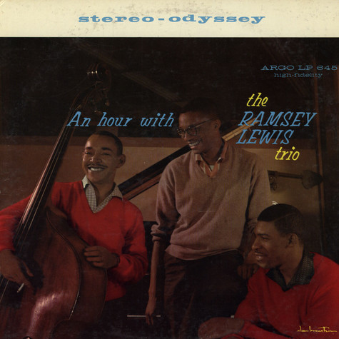 Ramsey Lewis Trio, The - An Hour With The Ramsey Lewis Trio
