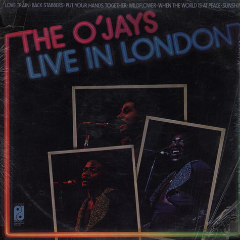 O'Jays, The - Live in London