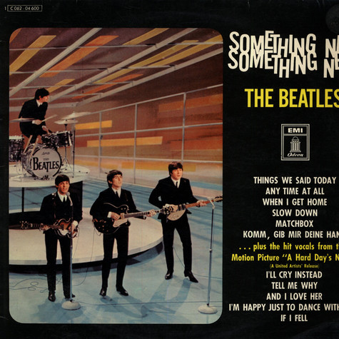 Beatles, The - Something New