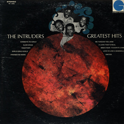 Intruders, The - Greatest Hits