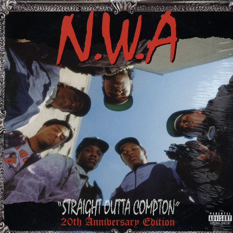 N.W.A. - Straight Outta Compton - 20th Anniversary Edition