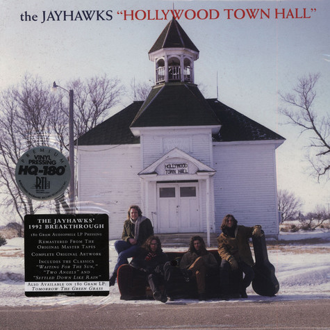 Jayhawks, The - Hollywood Town Hall