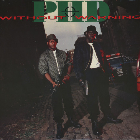 Phd - Without Warning