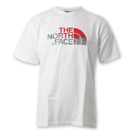 The North Face - Rock Logo T-Shirt