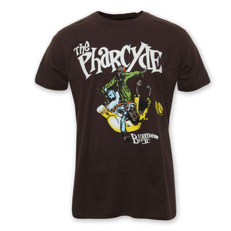 Pharcyde, The - Bizarre Ride II T-Shirt