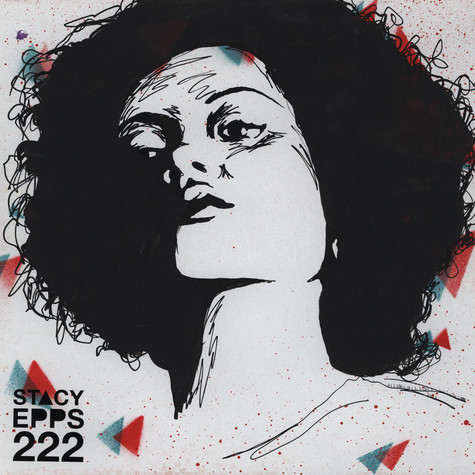 Stacy Epps of Sol Uprising - 222 EP Handmade Deluxe Edition
