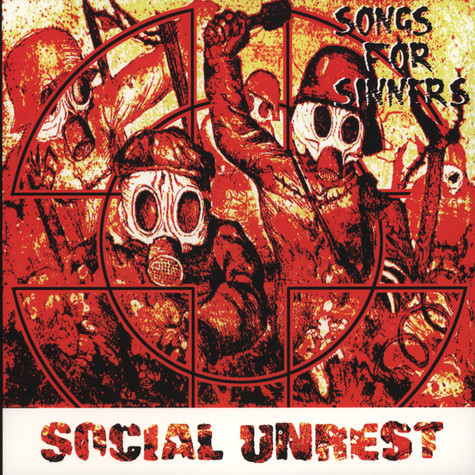 Social Unrest - Songs For Sinners