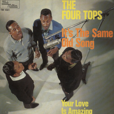 Four Tops - It's The Same Old Song