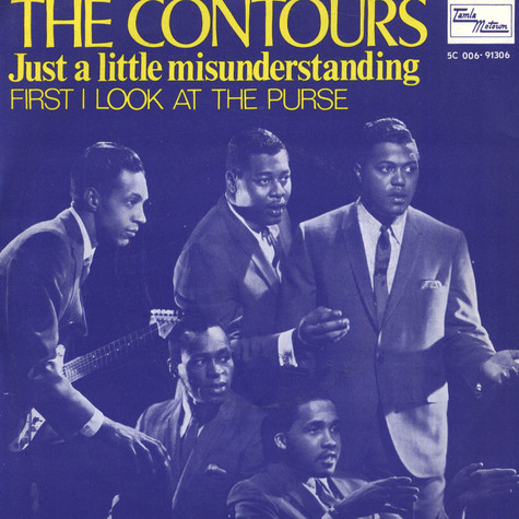Contours, The - Just A Little Misunderstanding