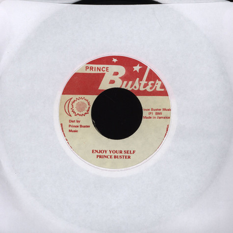 Prince Buster - Enjoy Yourself