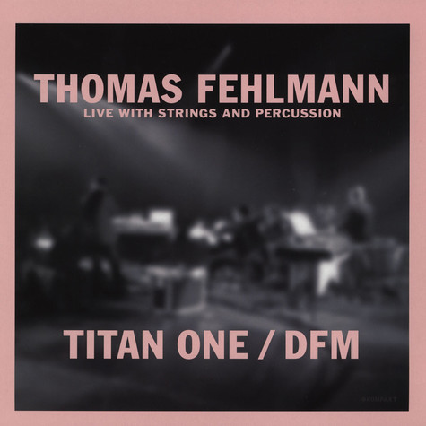 Thomas Fehlmann - Titan One