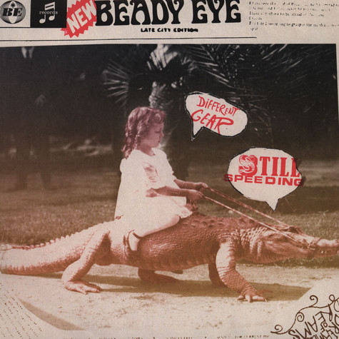 Beady Eye - Different Gear