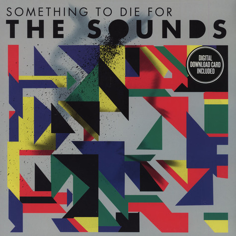 Sounds, The - Something To Die For