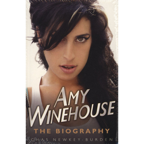Chas Newkey-Burden - Amy Winehouse - The Biography