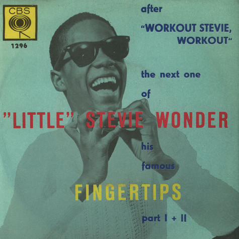 Little Stevie Wonder - Fingertips