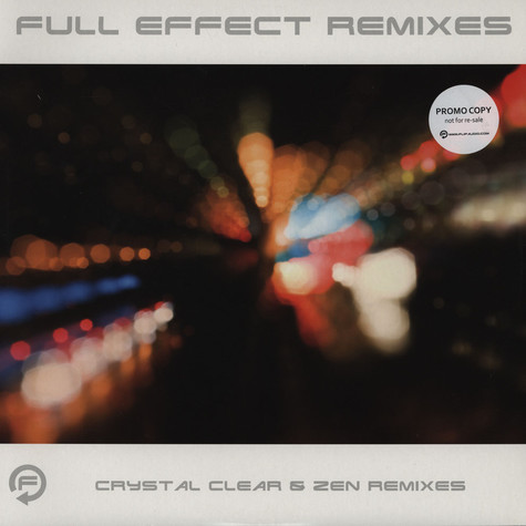 Zen - Full Effect Crystal Clear Remix