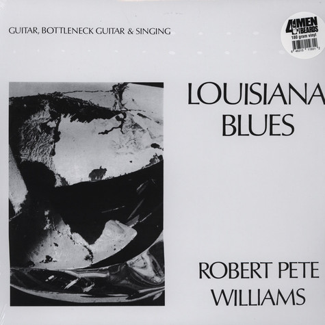 Robert Pete Williams - Louisiana Blues