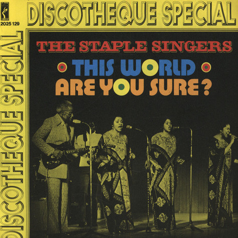 Staple Singers, The - This World